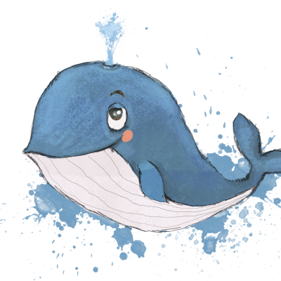 Level 8 - Barry the Blue Whale