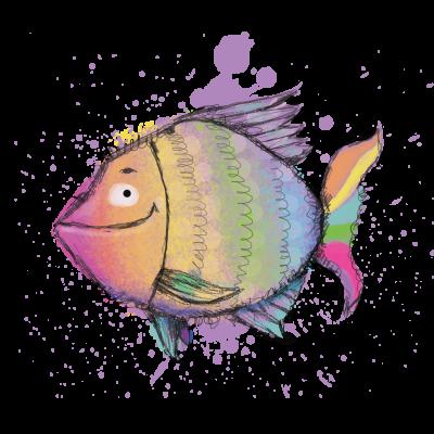Level 2 - Ronnie the Rainbowfish